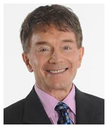 Portrait of Dr Michael Colgan