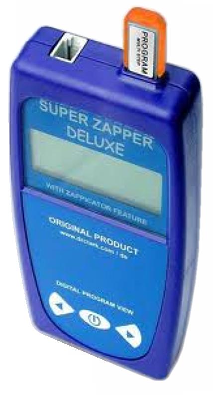 Dr Clark Super Zapper Deluxe