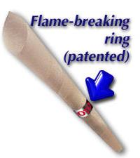 Otosan Ear Cone fire safety ring