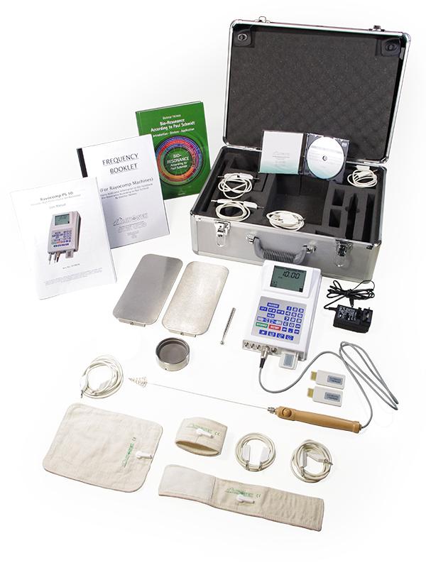 Rayocomp PS10 and equipment