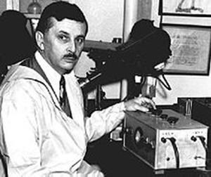Dr Harold Saxton Burr