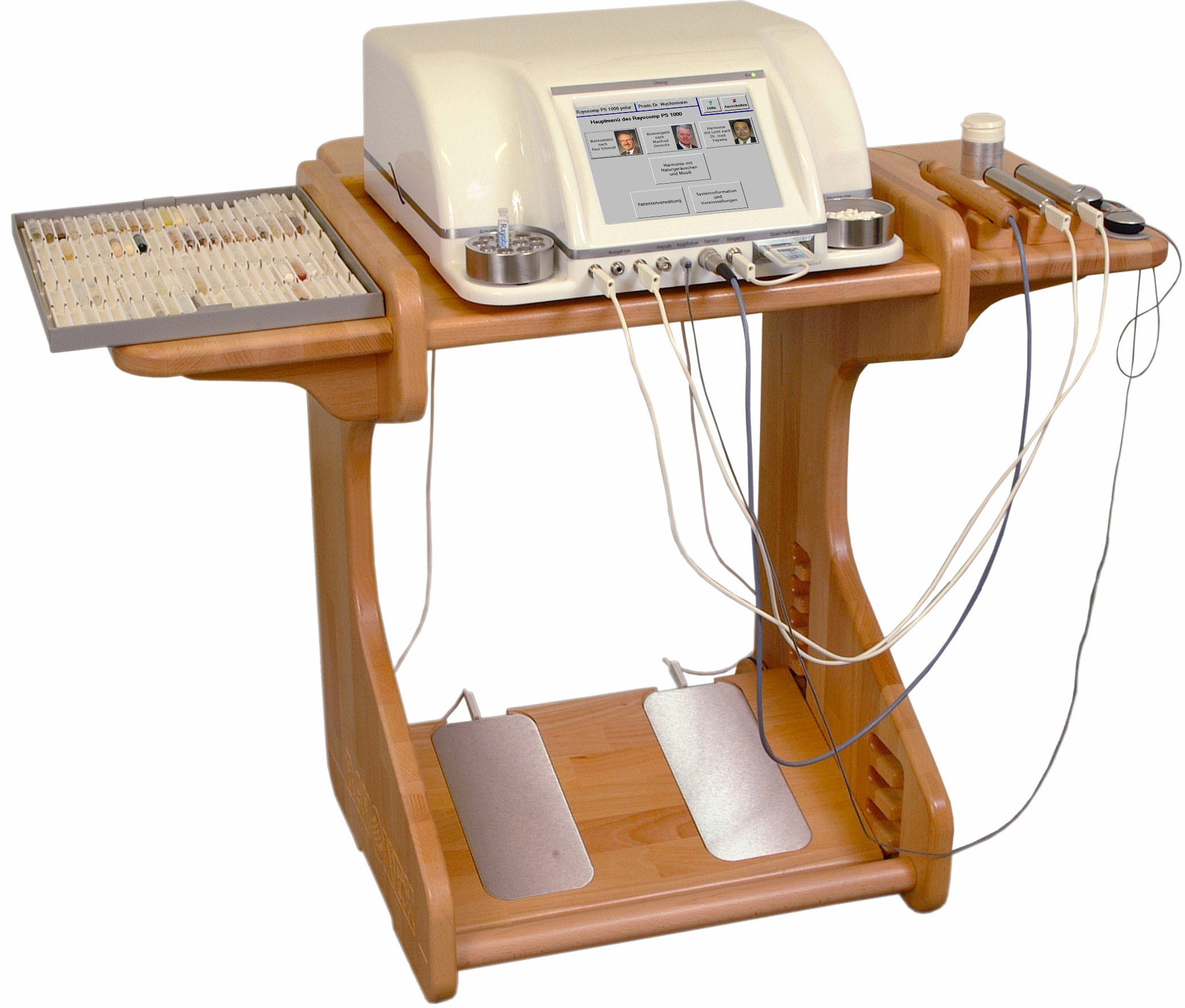 PS1000 polar & Treatment table