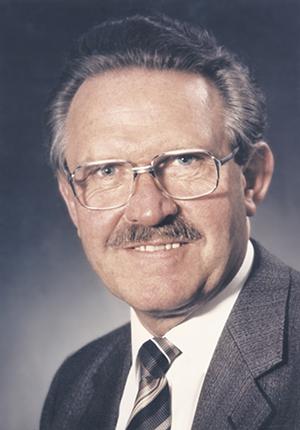 Engineer Paul Schmidt