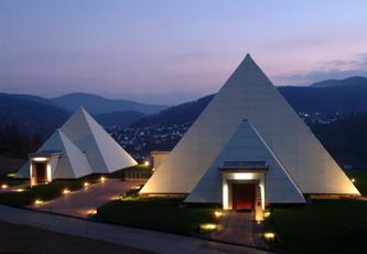 The Sauerland Pyramids