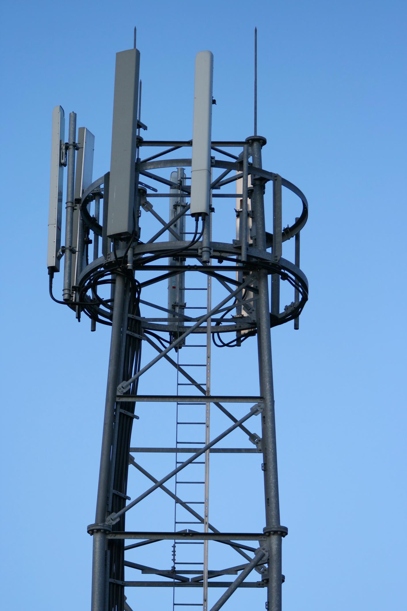 Microwave Telecommunications Antennas